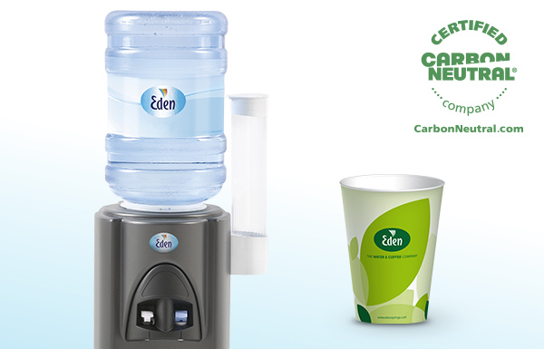 Carbon Neutral watercoolers