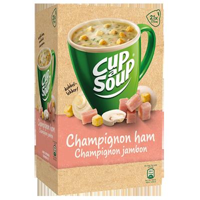 Cup-a-Soup Champignon Ham