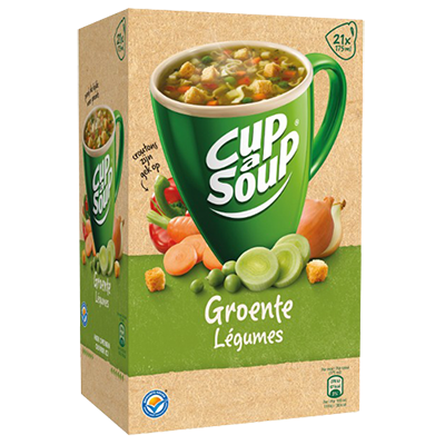 Cup-a-Soup Groente
