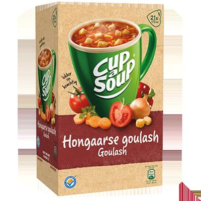 Cup-a-Soup Hongaarse Goulash