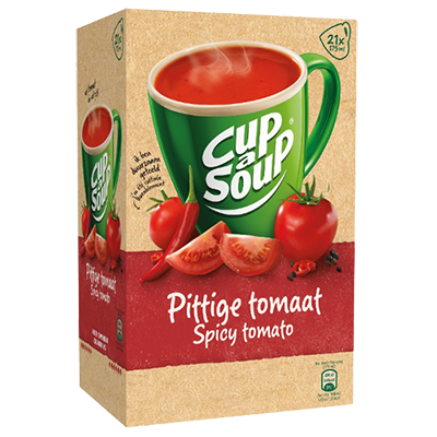 Cup-a-Soup Pittige Tomaat