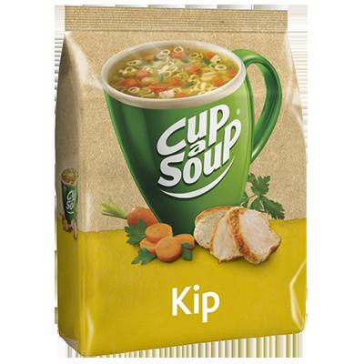 Cup-a-Soup vending Kip