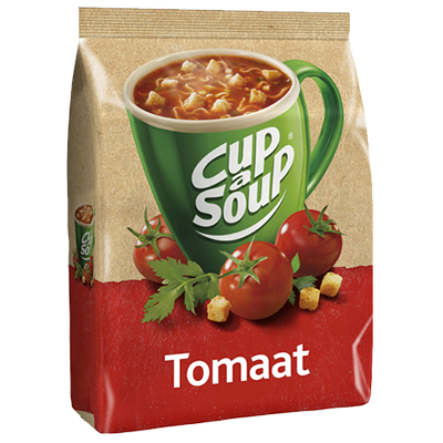 Cup-a-Soup vending Tomaat