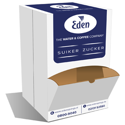 Edenissimo Suikersticks met dispenser doos