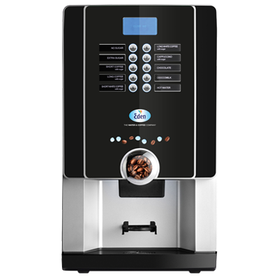bonen koffiezetapparaat Eden Cino EC Pro Espresso