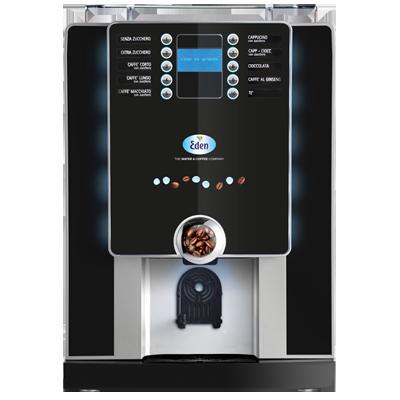 bonen koffiezetapparaat Eden Cino XS Grande Pro Espresso