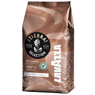 Lavazza Tierra Selection bonen 1kg