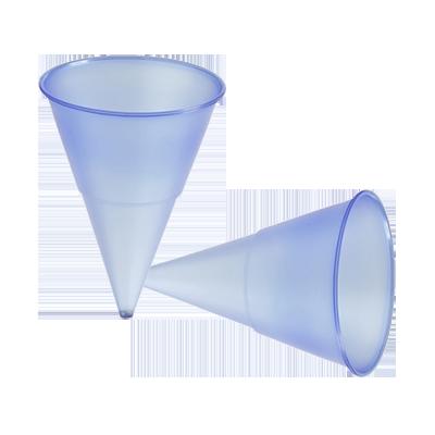 Plastic puntbekers 0,20 liter - 1000 stuks
