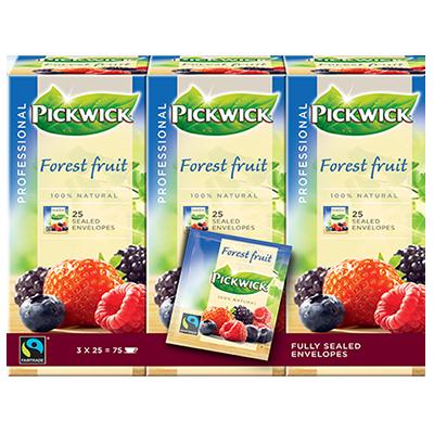 Pickwick Bosvruchten Fairtrade