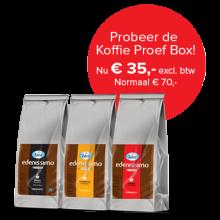 Edenissimo proefbox instant koffie