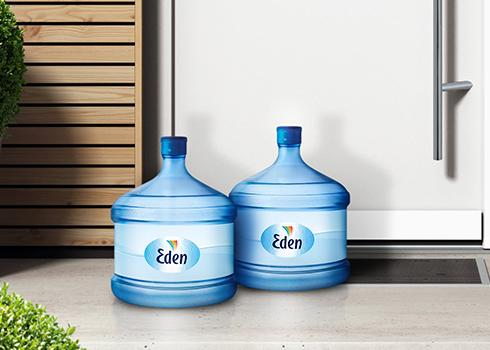 11L Eden Springs Water delivered free to your door