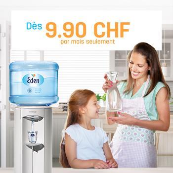Water voor thuis zonder verplichtingen
