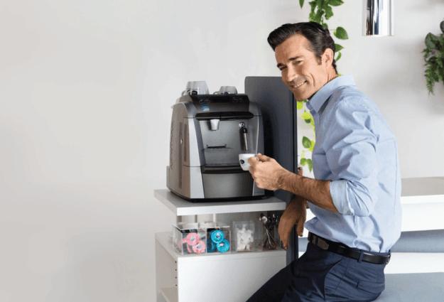 Distributie en koffiediensten