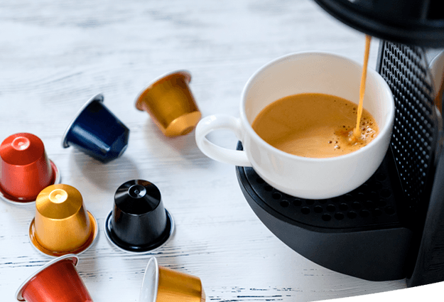 Capsule koffiemachines