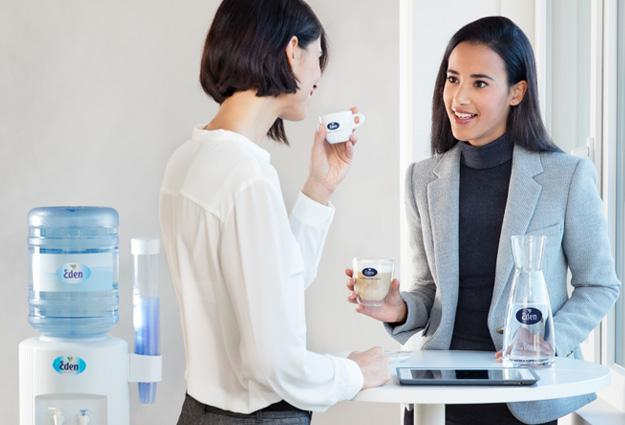 fleswaterkoeler kantoor