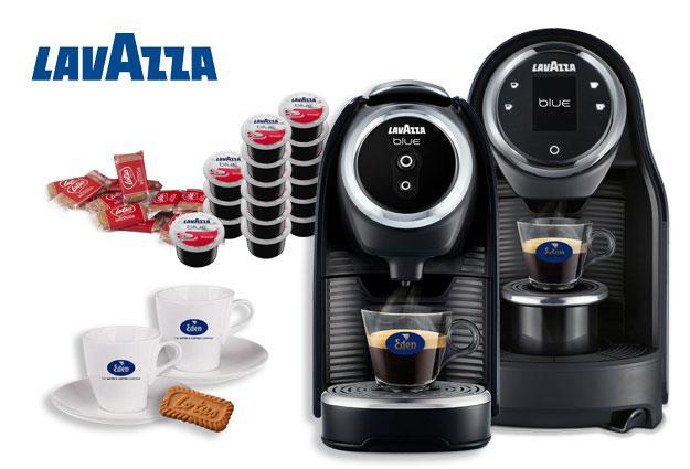Lavazza koffiepakket voor thuis