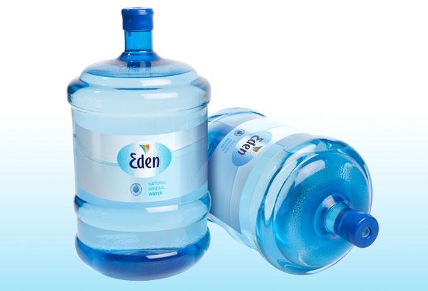 water flessen bestellen edensprings